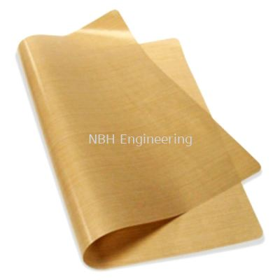 Maxx-Flon PTFE Coated Fabric Sheet