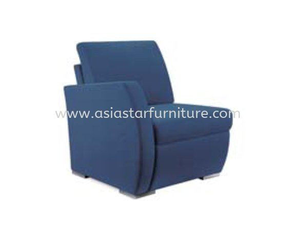 RITA ONE SEATER OFFICE SOFA C/W ARM RIGHT - Top 10 Comfortable Office Sofa | office sofa Setia Alam | office sofa Setia Avenue | office sofa Setapak