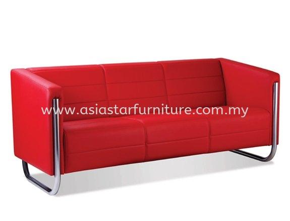 HESPER THREE SEATER OFFICE SOFA - Top 10 Best Comforrtable Office Sofa   office sofa Sungai Besi   office sofa Bukit Jalil   office sofa Sri Petaling