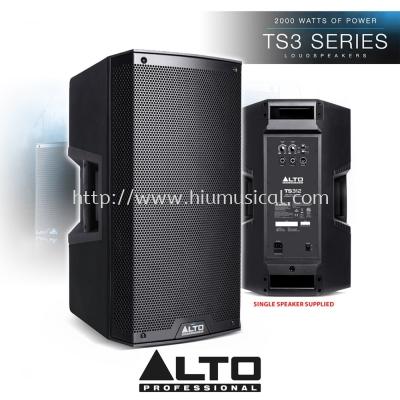 Alto TS312 12 Inch Active 2 Way Loudspeaker 2000W