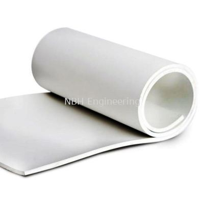 White Rubber Sheet (FDA)