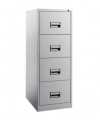 4 DRAWER FILING CABINET A Steel Furniture Office Furniture