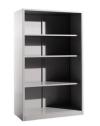 FULL HEIGHT CUPBOARD OPEN SHELF A Steel Furniture Office Furniture