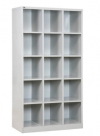 15 PIGEON HOLES CABINET A Steel Furniture Office Furniture