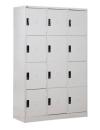 12 DOOR STEEL LOCKER A Steel Furniture Office Furniture