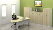 B-B44 Executive Series Office Working Table Office Furniture