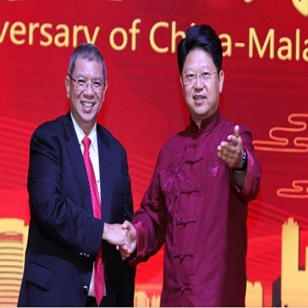Key deals highlight of 45th anniversary of China-M'sia ties M'sia News