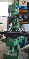 conventional  Milling machine  Milling & Drilling Machine