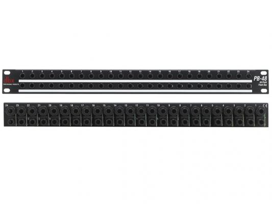 dbx PB48 48-Point Patch Bay