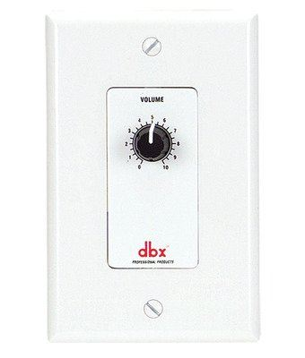 dbx ZC1 Wall-Mounted Zone Controller