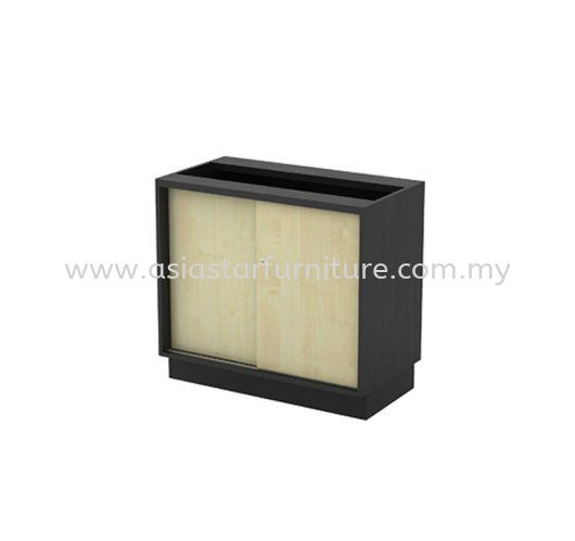 T-YS 872 SLIDING DOOR LOW CABINET WITHOUT TOP