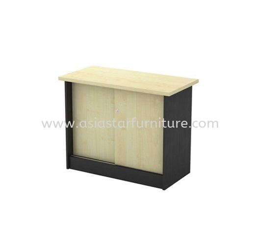 TITUS SIDE OFFICE CABINET C/W SLIDING DOOR AT-YS 303