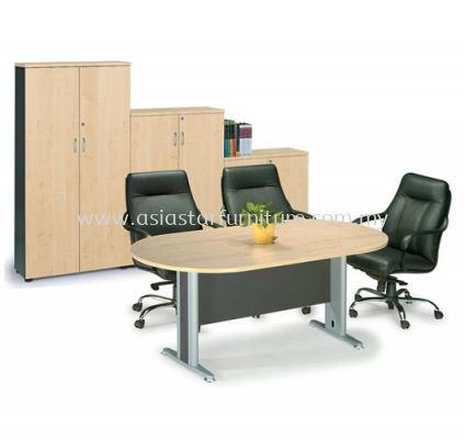 OVAL SHAPE CONFERENCE TABLE