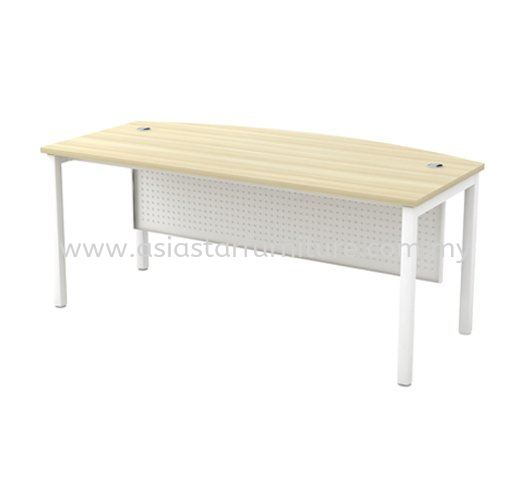 MUPHI EXECUTIVE WRITING OFFICE TABLE/DESK - Office Table Pudu| Office Table Balakong | Office Table Mahkota Cheras | Office Table Puchong