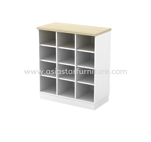 MUPHI LOW OFFICE CABINET C/W PIGEON HOLE - Promotion Filing Cabinet   Filing Cabinet Kota Damansara   Filing Cabinet Dataran Prima   Filing Cabinet Glenmarie Shah Alam