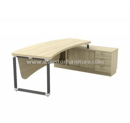 Q-OXR 2463 DIRECTOR TABLE SET (Table Top 41THK)