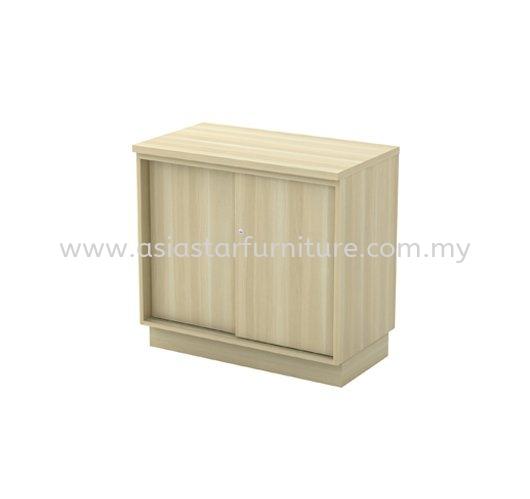 EXTON LOW OFFICE CABINET C/W SLIDING DOOR - Top 10 Best Filing Cabinet   Filing Cabinet Selayang   Filing Cabinet Rawang   Filing Cabinet Kepong