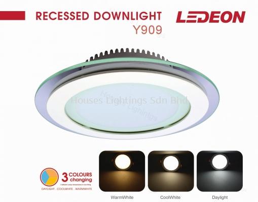 Ledeon Y909 12W 18W Downlight