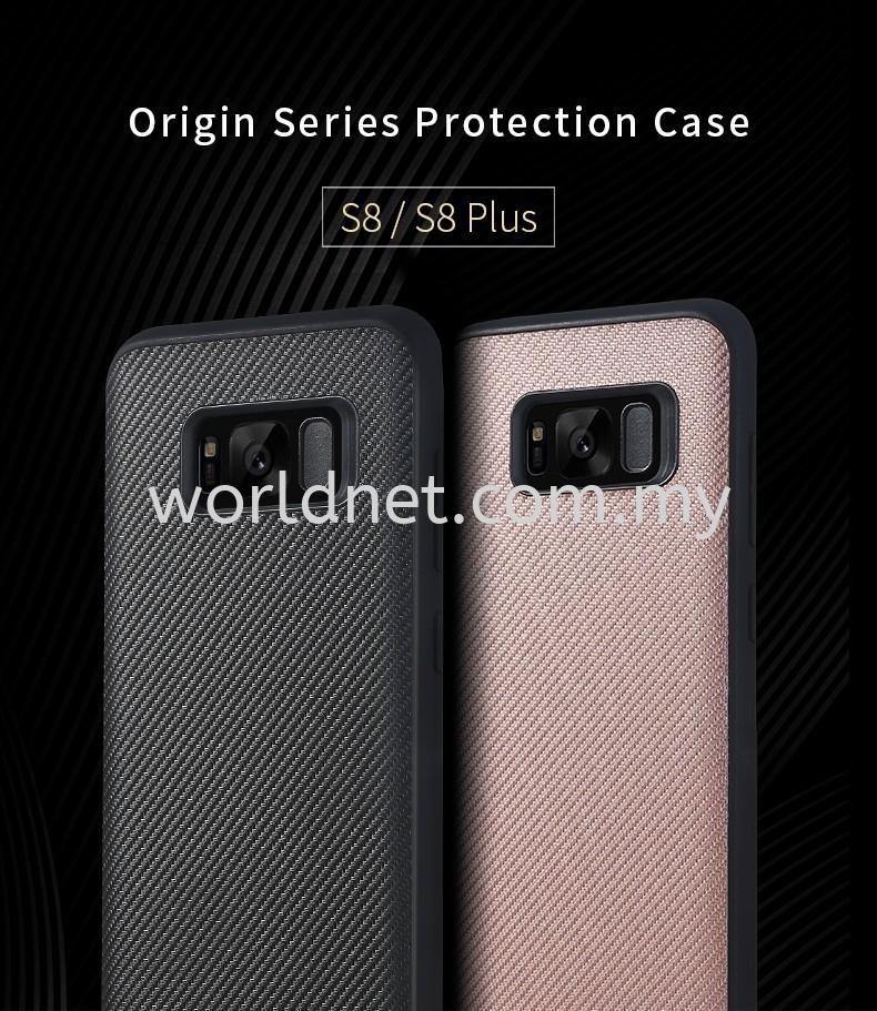 Galaxy S8 & S8 Plus ROCK Origin Series Mobile Case