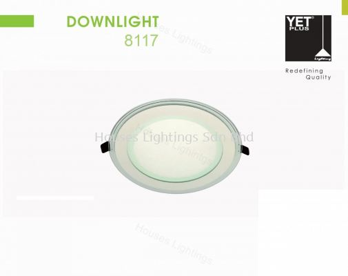 YET 8117 12W 18W WH R LED