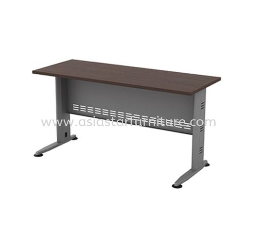 QAMAR WRITING OFFICE TABLE/DESK (W/O TEL CAP) AQT 126 - office table fast delivery | office table ready Stock | office table promotion offer | top 10 Best Recommended office table KL-PJ-Malaysia