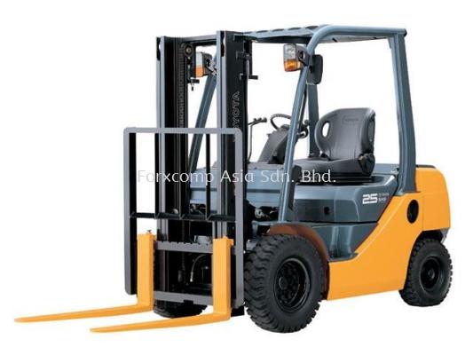 Diesel Forklift 03