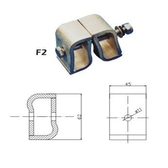 Belt Clamp Fastener F2