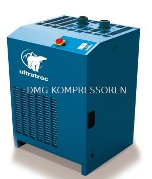 FJ REFRIGERATION COMPRESSED AIR DRYERS FOR MEDIUM VOLUME FLOW