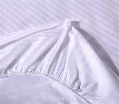 Stripes Fitted Sheet