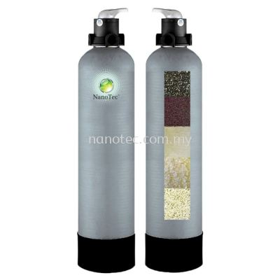 NanoTec Fibreglass (FRP) Outdoor Master Water Filter