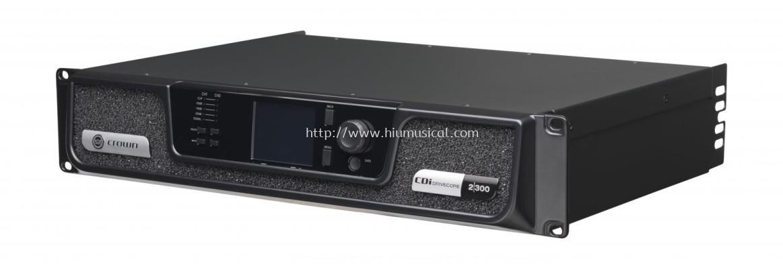 Crown CDi DriveCore 2|300BL (UK)