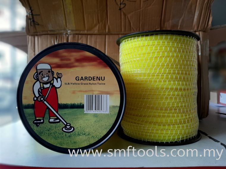 Grass Cutting Rope 5 LBS Yellow Other