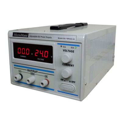 DC Adjustable Power Supply
