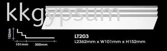 LT203 Light Troughs