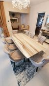 Modern Genuine Marble Dining Table  Marble Dining Table