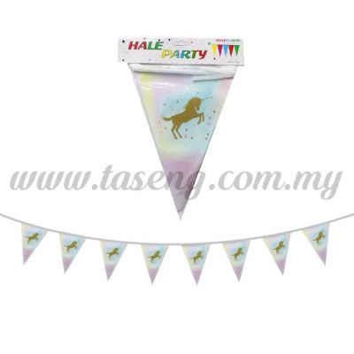 Banner Triangle Unicorn (P-BNT-UN2)
