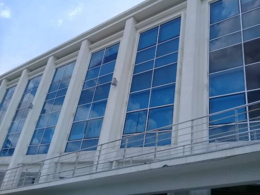 ALUMINUM CURTAIN WALL 5