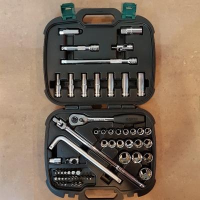 "Sata 09097 Socket Set 1/2""Dr 60pcs  ID31172"