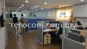 KL Office Interior design & Renovation 商业办公室装修设计