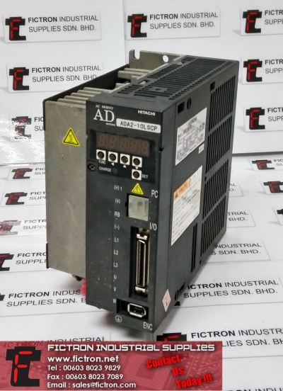 ADA2-10LSCP ADA210LSCP HITACHI AC Servo Drive Supply Repair Malaysia Singapore Indonesia USA Russia