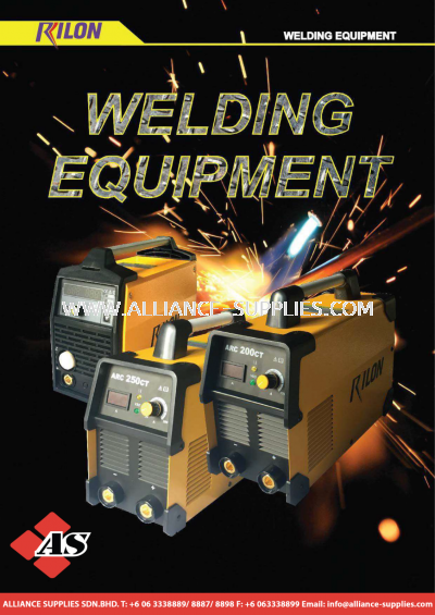27.02 RILON Welding Equipment
