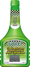 COOLING SYSTEM PROTECTION & ANTI CORROSION HF-3601 FUEL & OIL TREATMENT