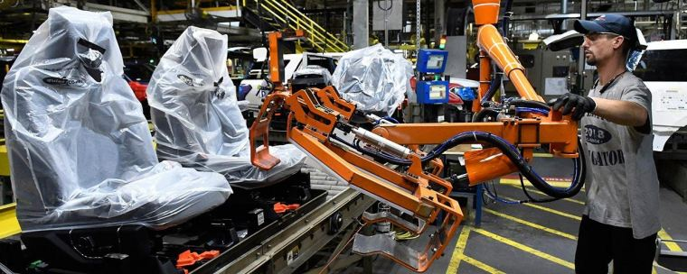 U.S. Manufacturing Growth Slowed in May