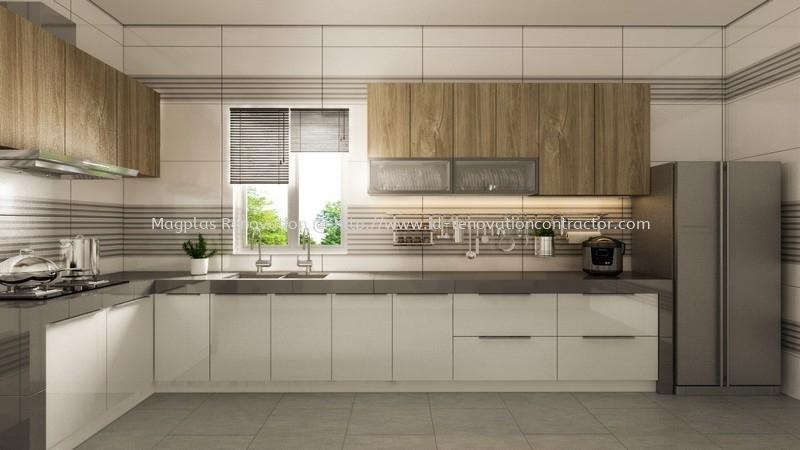 Bangsar Terrace / Link House Interior Design Residential