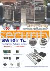 SW101 TL FOLDING GATE AUTO GATE SYSTEM AST Auto Gate System