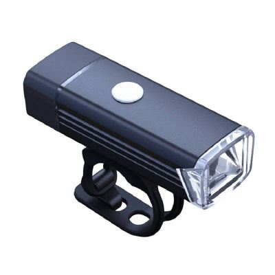 AU63  Aluminium Frame Rechargeable 200LM Bicycle Led Front Ligh
