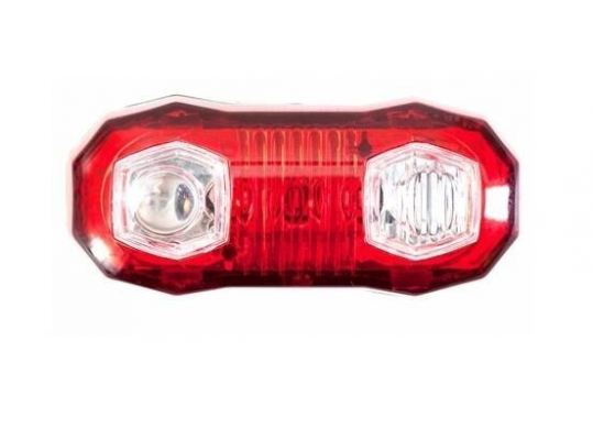 PU36 ABS  Super Bright Rechargeable Rear Bike Lights