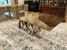 Modern Dining Table for 10 seater Marble Dining Table