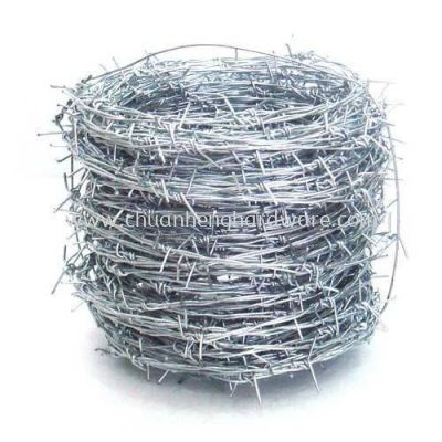 gi barbed wire 5KG x 150 ft