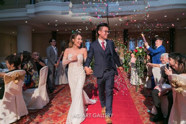 Wedding Dinner Reception Photography